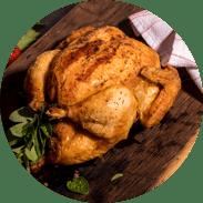 Witwe-Bolte-Speisenauswahl-grillhaehnchen